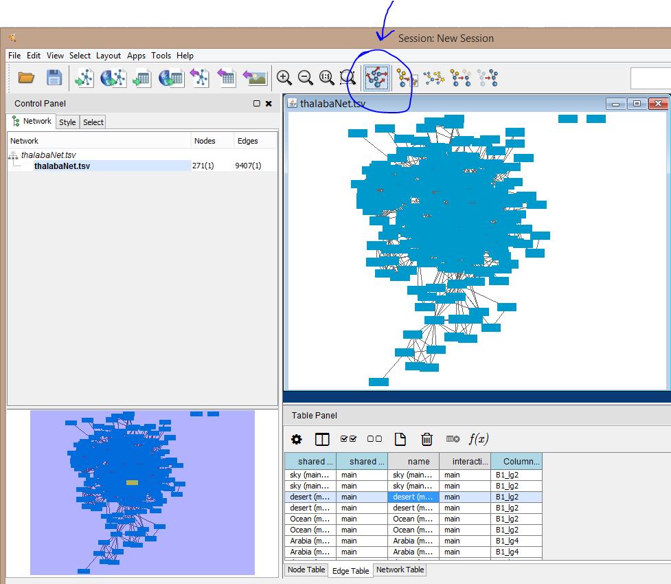 XML to Cytoscape Tutorial